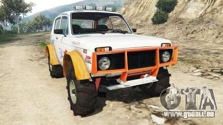 VAZ-2121 [hors-route] pour GTA 5