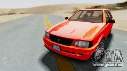 GTA 5 Vulcar Ingot IVF für GTA San Andreas