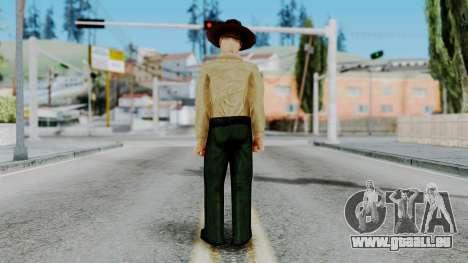 Instructor v1 from Half Life Opposing Force für GTA San Andreas dritten Screenshot