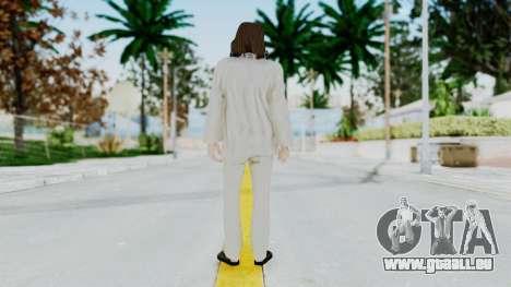 GTA 5 Divinity Ped 1 für GTA San Andreas dritten Screenshot