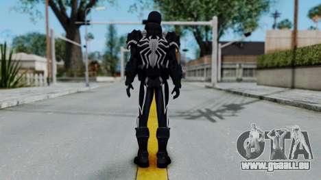 Agent Venom pour GTA San Andreas troisième écran