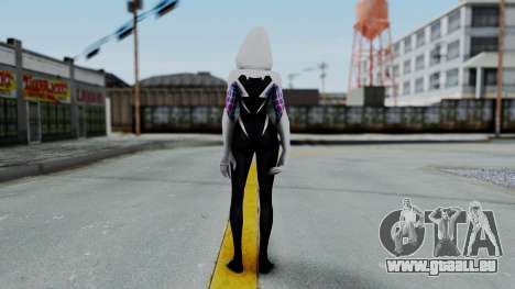 Marvel Future Fight Spider Gwen v1 für GTA San Andreas dritten Screenshot