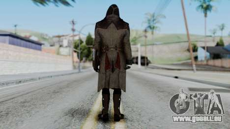 Jacob Frye - Assassins Creed Syndicate pour GTA San Andreas troisième écran