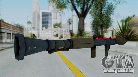 GTA 5 RPG pour GTA San Andreas deuxième écran