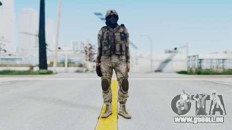 Crysis 2 US Soldier 9 Bodygroup A für GTA San Andreas zweiten Screenshot