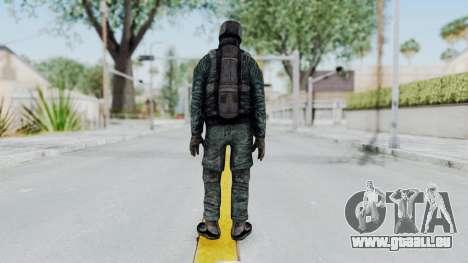 Counter Strike Source Custom Urban Model pour GTA San Andreas troisième écran