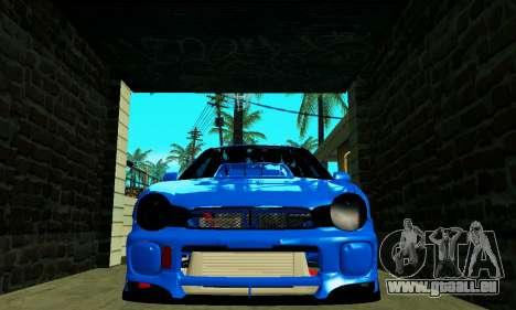 Subaru Impreza WRX STi Wagon 2003 für GTA San Andreas rechten Ansicht