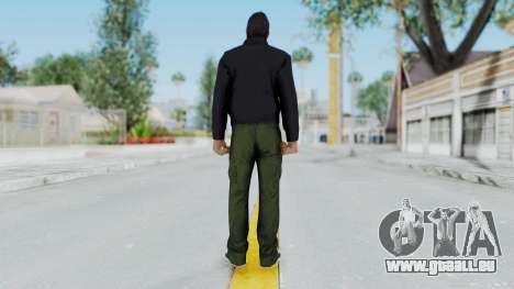 GTA 5 Claude Speed für GTA San Andreas dritten Screenshot