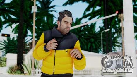 GTA 5 Trevor Phillip pour GTA San Andreas