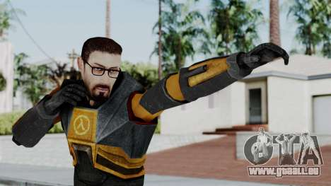 Gordon Freeman Skin pour GTA San Andreas