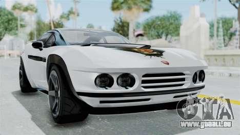 GTA 5 Coil Brawler Coupe für GTA San Andreas linke Ansicht