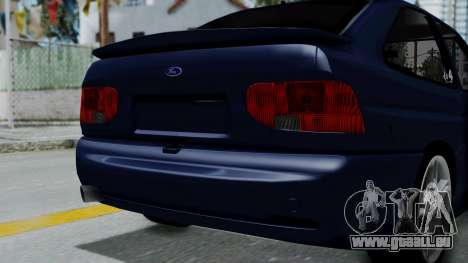Ford Escort pour GTA San Andreas vue de droite