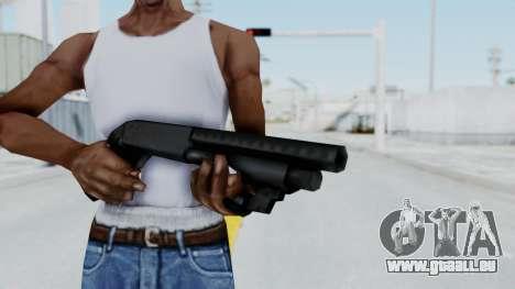 Vice City Stubby Shotgun für GTA San Andreas dritten Screenshot