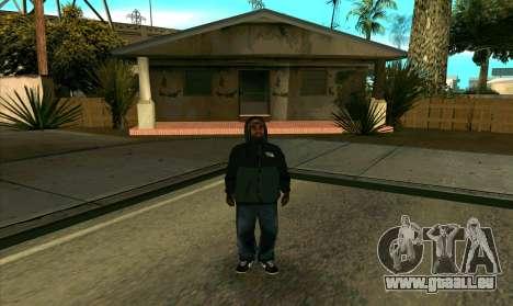 BALLAS1 für GTA San Andreas