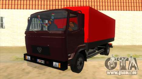 1991 TAM 130 T11 pour GTA San Andreas