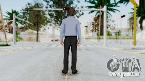 GTA 5 Dr. Friedlander pour GTA San Andreas troisième écran