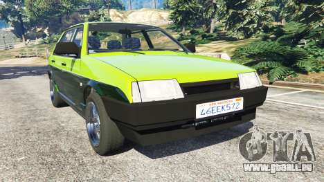 VAZ-21099 pour GTA 5