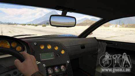 Jester Carbon Line pour GTA 5