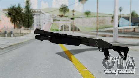 GTA 5 Pump Shotgun für GTA San Andreas zweiten Screenshot