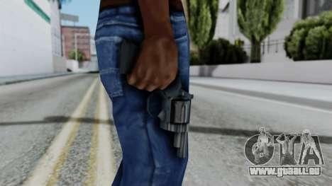 Vice City Beta Shorter Colt Python für GTA San Andreas dritten Screenshot
