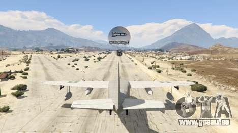 GTA 5 Amphibious Plane zehnte Screenshot