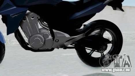 Honda CB300R pour GTA San Andreas vue de droite