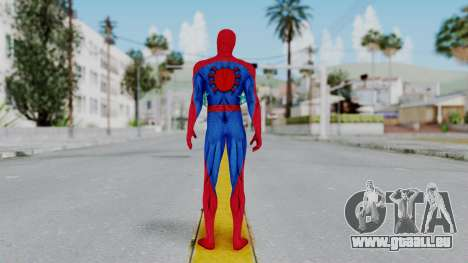 All New All Different Spider-Man pour GTA San Andreas troisième écran
