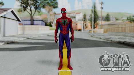 Marvel Future Fight Spider Man All New v2 für GTA San Andreas zweiten Screenshot