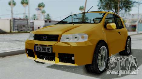 Zastava 10 2006 Final Version pour GTA San Andreas