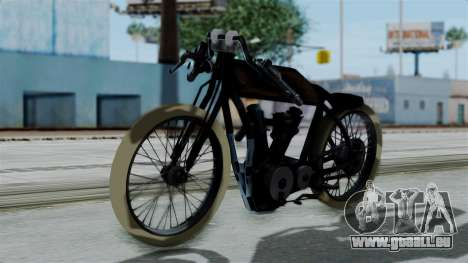 Indian 1907 für GTA San Andreas
