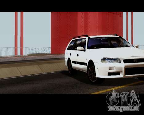 Nissan Stagea Tunable für GTA San Andreas
