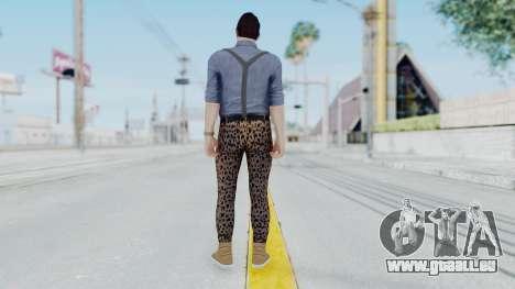 Skin Random 2 from GTA 5 Online pour GTA San Andreas troisième écran