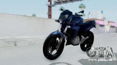 Honda CB300R pour GTA San Andreas