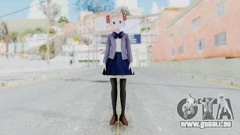Sakura Chiyo (Gekkan Shoujo) pour GTA San Andreas deuxième écran