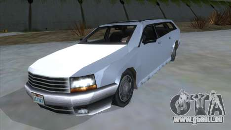 GTA LCS Sindacco Argento pour GTA San Andreas