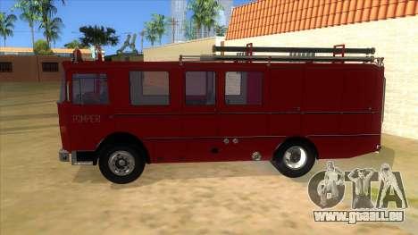 Roman 8135 FA für GTA San Andreas linke Ansicht