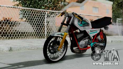 RX- King Putih pour GTA San Andreas