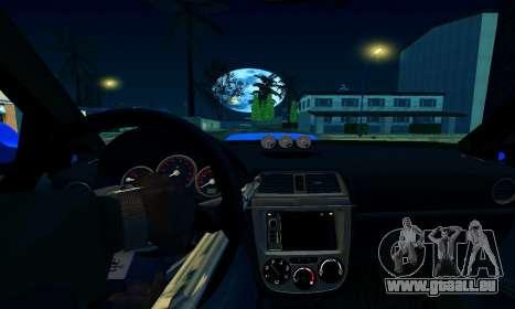 Subaru Impreza WRX STi Wagon 2003 für GTA San Andreas Unteransicht