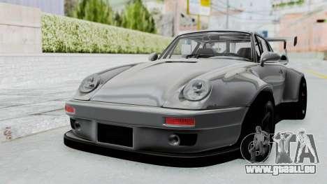Porsche 911 GT2 Widebody 1995 NFS 2015 pour GTA San Andreas