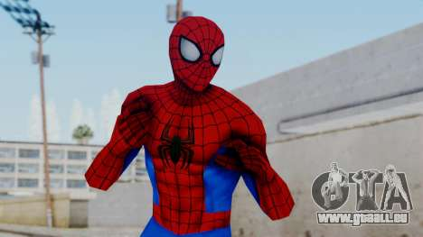 Marvel Future Fight Spider Man Classic v2 pour GTA San Andreas