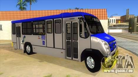 CAMION R622 pour GTA San Andreas vue de droite