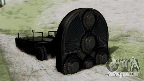 GTA 5 HVY Cutter für GTA San Andreas
