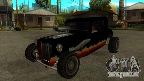 Diablos Hotknife pour GTA San Andreas