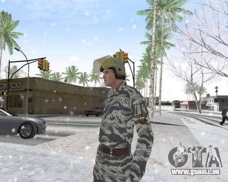 Les OMON pour GTA San Andreas quatrième écran