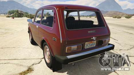 VAZ-2121 Lada Niva für GTA 5
