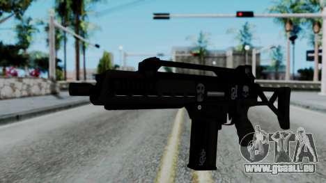 G36k from GTA 5 für GTA San Andreas