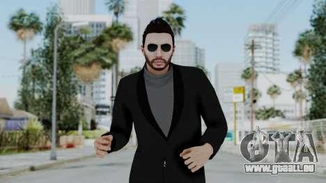 GTA Online DLC Executives and Other Criminals 2 pour GTA San Andreas
