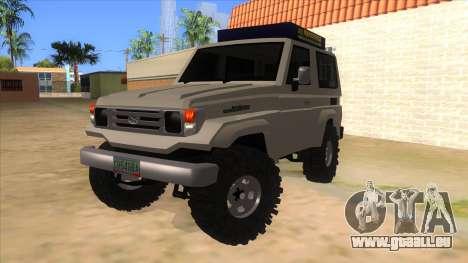 Toyota Machito 4X4 für GTA San Andreas