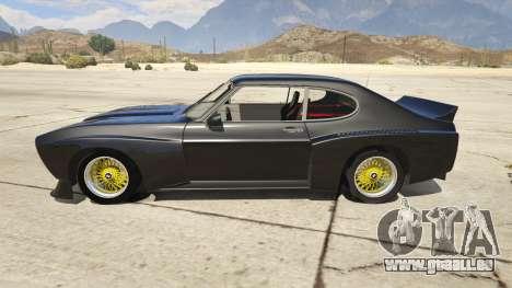 1974 Ford Capri RS für GTA 5