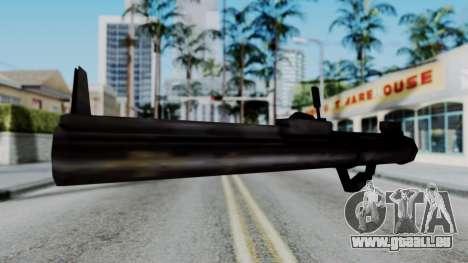 GTA 3 Rocket Launcher pour GTA San Andreas deuxième écran